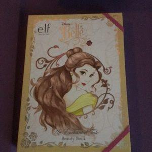 ELF Belle Disney beauty book
